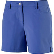 PUMA Women's Solid Golf Shorts
