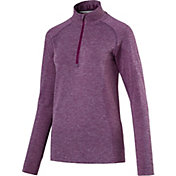 PUMA Women's Evoknit Seamless Golf 1/4-Zip