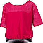 Puma Women's Active Training Explosive Mesh T-Shirt