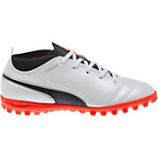 PUMA Kids' One 17.4 Turf Soccer Cleats