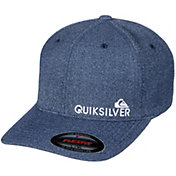 Quiksilver Men's Sidestay Flexfit Hat