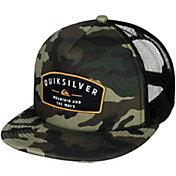 Quiksilver Men's Sass Master Trucker Hat