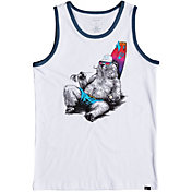 Quiksilver Boys' Local Mostly Tank Top