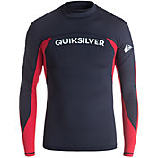 Quiksilver Boys' Performer Long Sleeve Rash Guard