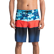 Quiksilver Men's Blocked Resin Camo 20'' Board Shorts