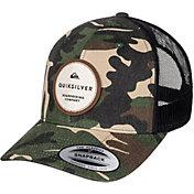 Quiksilver Men's Dunbar Trucker Hat