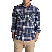 Quiksilver Men's Fitzspeere Flannel Long Sleeve Shirt