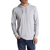 Quiksilver Men's Guitar Magic Hooded Long Sleeve Shirt