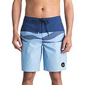 "Quiksilver Men's Heatwave Blocked 20"" Board Shorts"