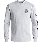 Quiksilver Men's Kool Shapes Long Sleeve Shirt