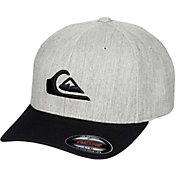 Quiksilver Men's Mountain And Wave Flexfit Hat