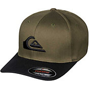 Quiksilver Men's Mountain And Wave Flexfit Hat