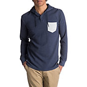 Quiksilver Men's Murky Sky Hooded Long Sleeve Shirt