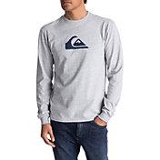 Quiksilver Men's Mountain and Wave Long Sleeve T-Shirt