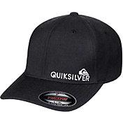 Quiksilver Men's Sidestay HDWR Flexfit Hat