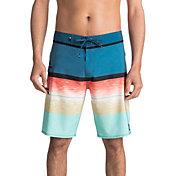 "Quiksilver Men's Slab Logo Vee 20"" Board Shorts"