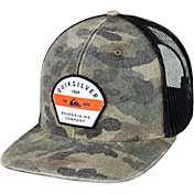 Quicksilver Men's Silver Lining Trucker Hat