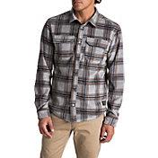 Quiksilver Men's Surf Days Polar Fleece Long Sleeve Shirt