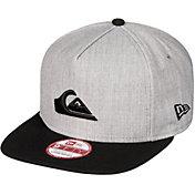 Quiksilver Men's Stuckles Snapback Hat
