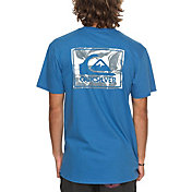 Quiksilver Men's Volcano Blues T-Shirt