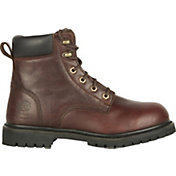 KING'S by Honeywell Men's 6'' Steel Toe Work Boots