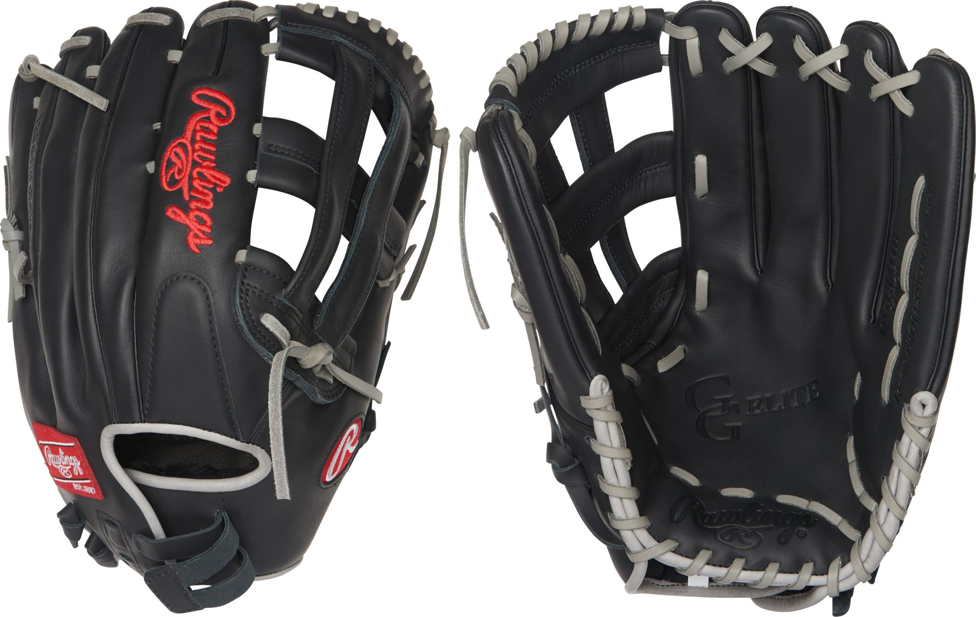 Slow pitch softball gloves for adults dicks sporting goods product image rawlings 14 gg elite series slow pitch glove 2018 sciox Gallery