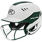 Rawlings Senior Velo R16 Fastpitch Helmet w/ Mask