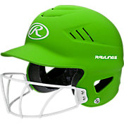 Rawlings OSFM COOLFLO Fastpitch Helmet w/ Mask