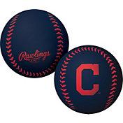 Rawlings Cleveland Indians Big Fly Bouncy Baseball