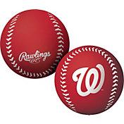 Rawlings Washington Nationals Big Fly Bouncy Baseball