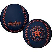 Rawlings Houston Astros Big Fly Bouncy Baseball