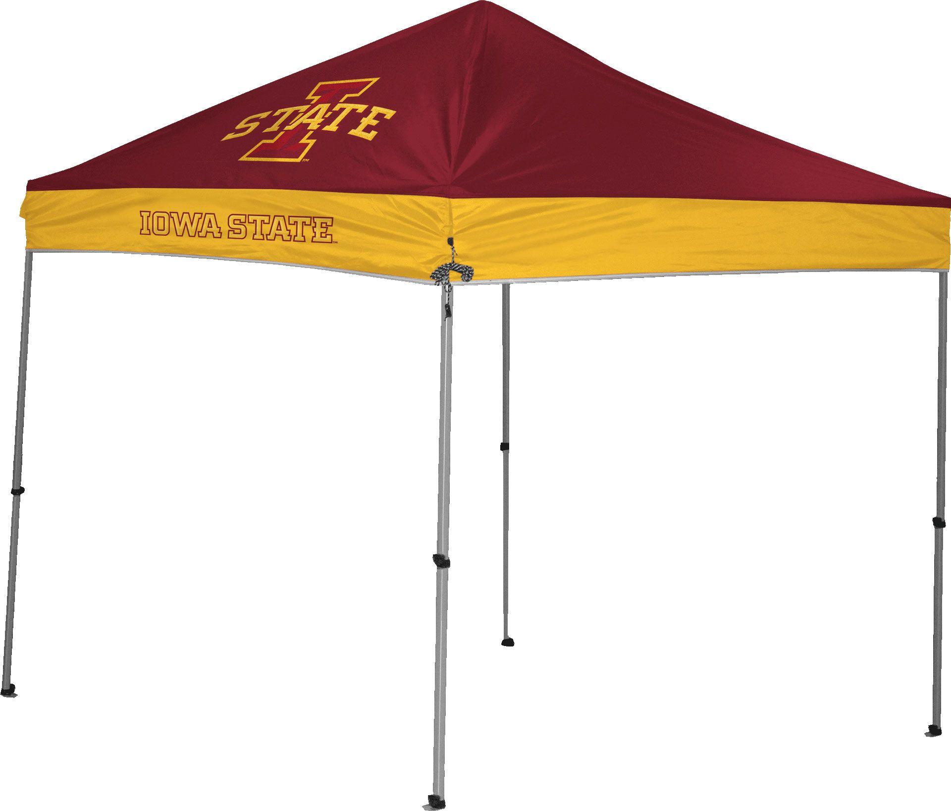 noImageFound ???  sc 1 st  DICKu0027S Sporting Goods & Rawlings Iowa State Cyclones 9u0027 x 9u0027 Sideline Canopy Tent | DICKu0027S ...