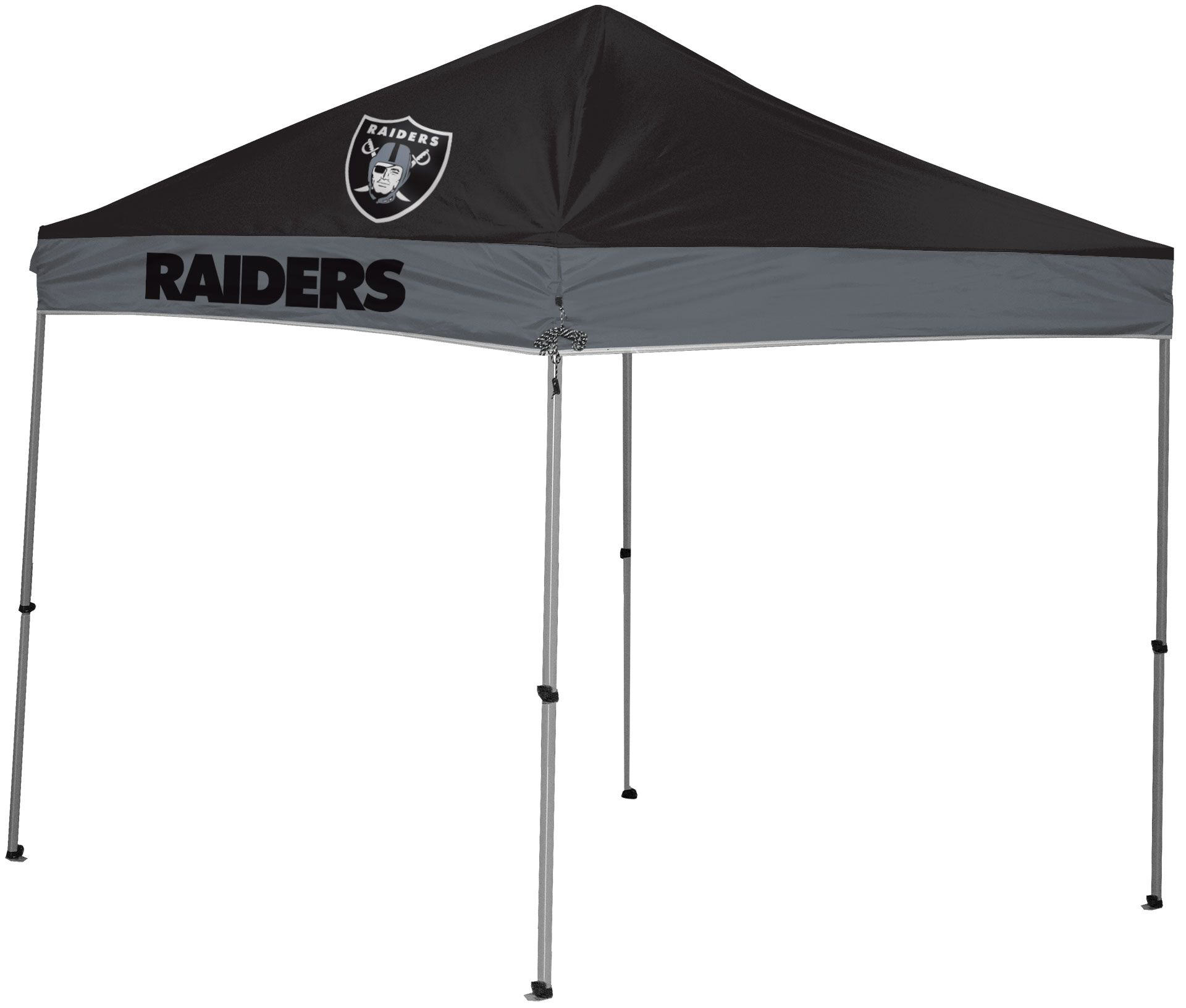noImageFound ???  sc 1 st  DICKu0027S Sporting Goods & Rawlings Oakland Raiders 9u0027 x 9u0027 Sideline Canopy Tent | DICKu0027S ...