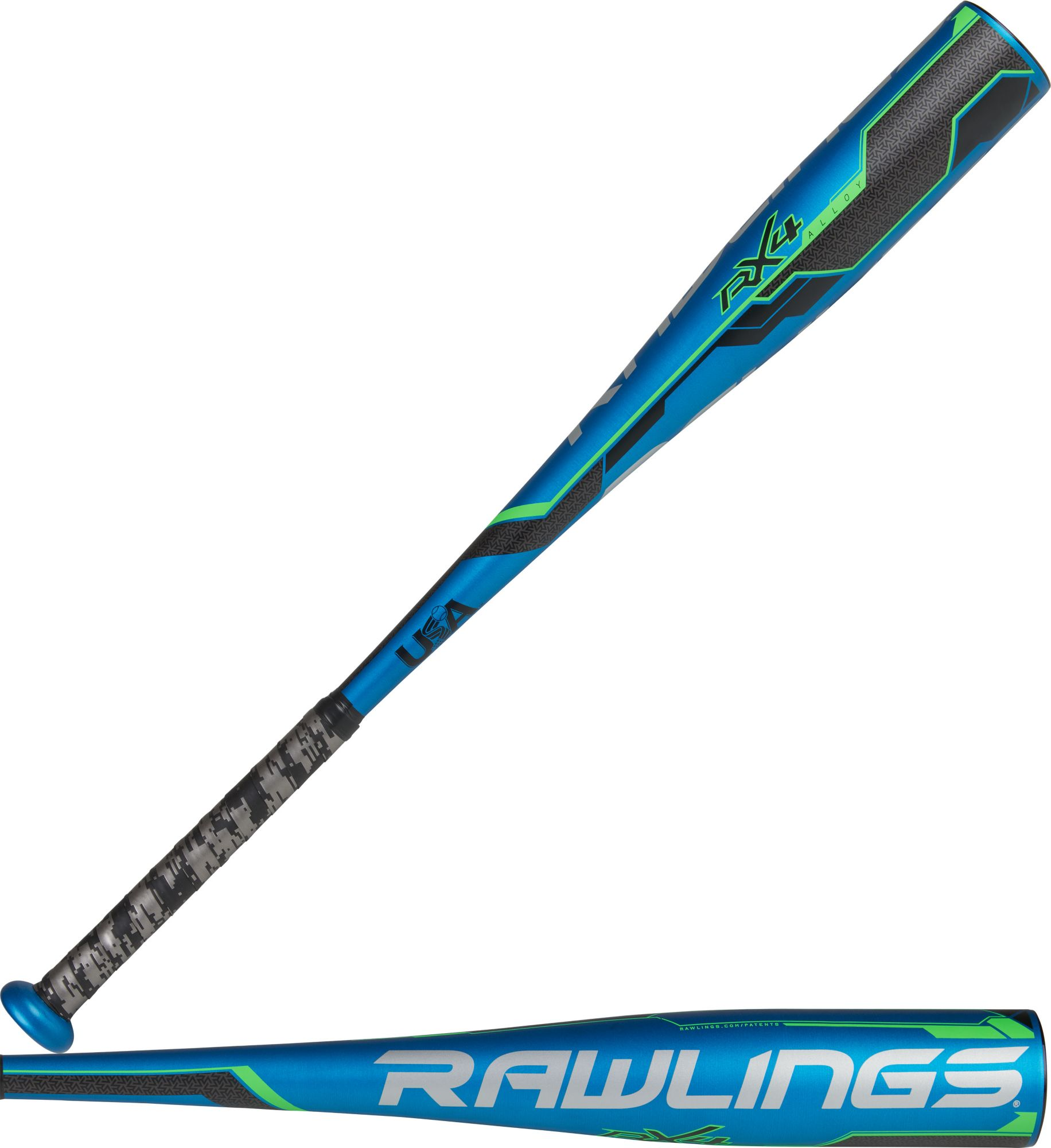 Product Image Rawlings RX4 USA Youth Bat 2018 (-8)