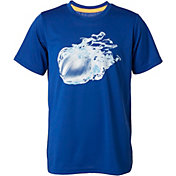 Reebok Boys' Fire Football Graphic T-Shirt