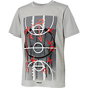 Reebok Boys' Basketball Play Graphic T-Shirt