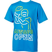Reebok Boys' Always Open Graphic Football T-Shirt