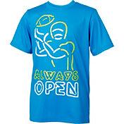 Reebok Boys' Always Open Graphic Football T-Shirt