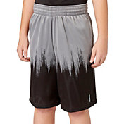Reebok Boys' Printed Mesh Shorts