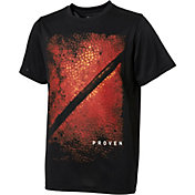 Reebok Boys' Proven Graphic Basketball T-Shirt