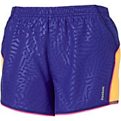 Reebok Girls' Embossed Running Shorts