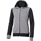 Reebok Girls' Mesh Back Jersey Jacket