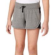 Reebok Girls' Mesh Back Jersey Shorts