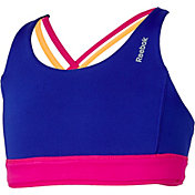 Reebok Girls' Warm Weather Strappy Sports Bra