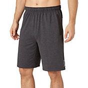 Reebok Men's 24/7 Jersey Woven Pieced Shorts