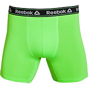 Reebok Men's Performance Sport Soft 6'' Boxer Briefs