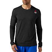 Reebok Men's CrossFit Washed Long Sleeve Shirt