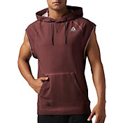 Reebok Men's Combat Glory Sleeveless Hoodie
