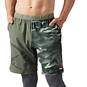 Reebok Men's Camo Speed Shorts