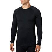 Reebok Men's Cold Weather Compression Crewneck Long Sleeve Shirt